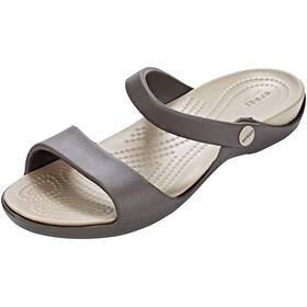 Crocs Cleo V Sandały Kobiety beżowy/brązowy
